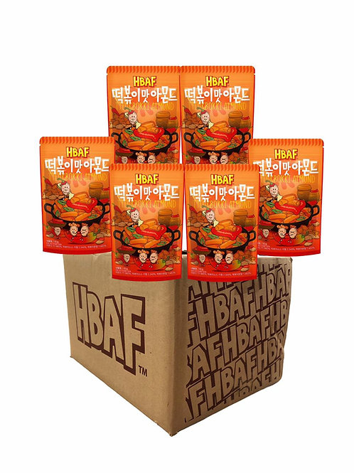 Tteokbokki Almond Box (30gX50 Packet)