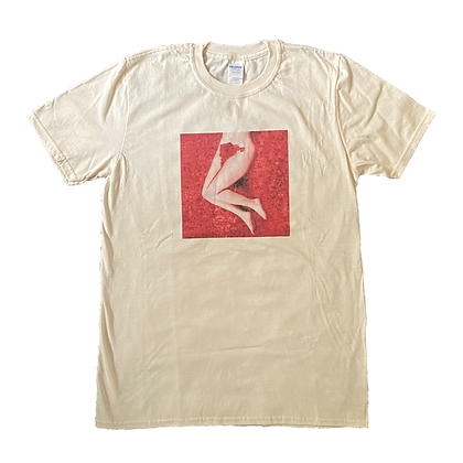 Bloom Cream Tee