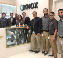 Knox Grand Opening