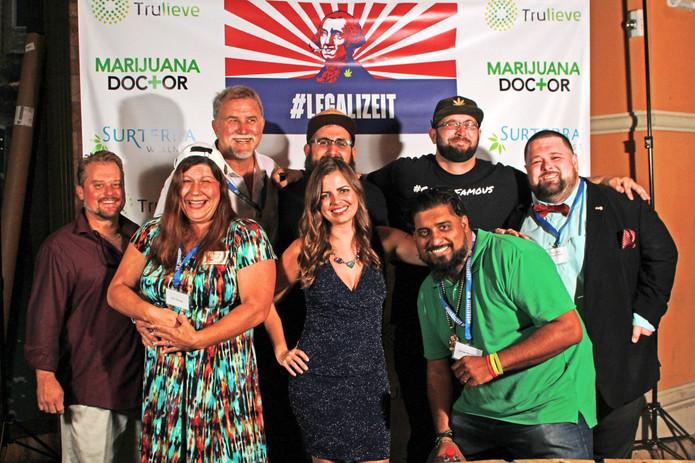 Legalize It Premiere