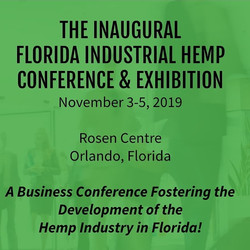 Innaugeral Florida Industrial Hemp Conference