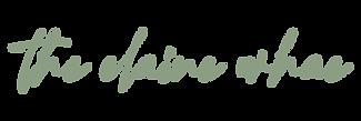 The+Elaine+Whae+Logo+Green.png