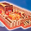Thumbnail: Tabernacle 3D Puzzle 119 Pieces Christian Media For All Ages