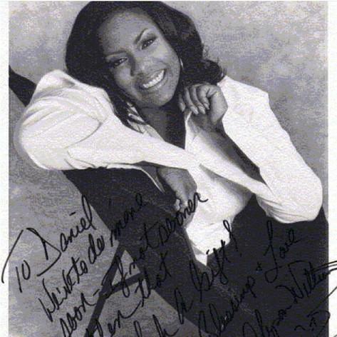 R&B Singer Alyson Williams