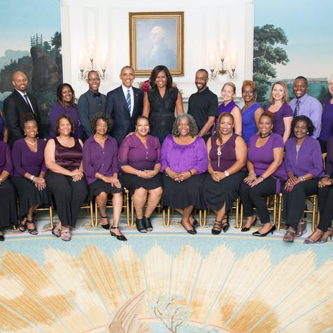 White House Performance for President Barak Obama