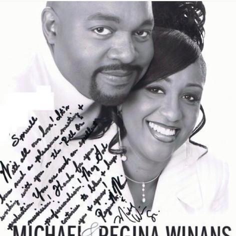Michael & Regina Winans