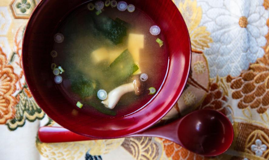 ARIGATO JAPANESE CUISINE - MISO SOUP