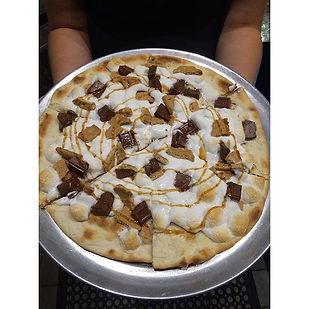 • s'mores pie • #treSorelleSeacliff #tre