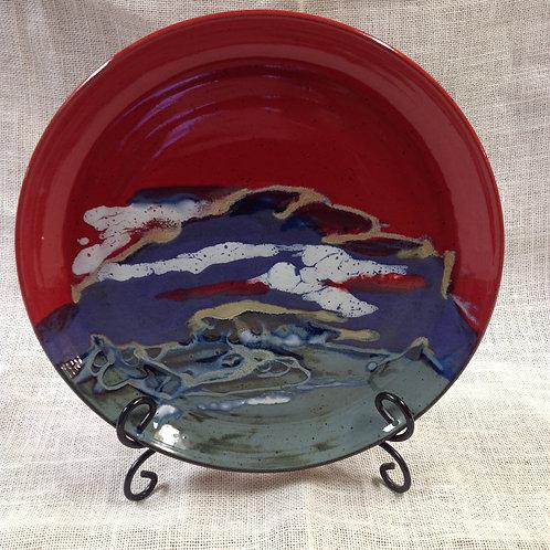 Pottery Large Platter  sold