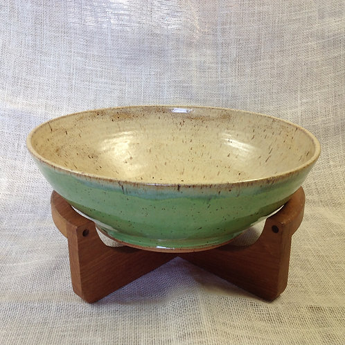 Large Pottery Bowl   Sold