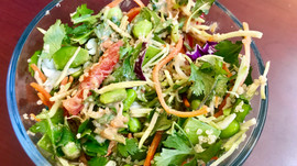Thai Rainbow Salad