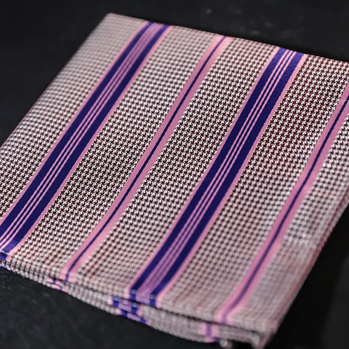 Cool Confidence - Linear Pink and Lavender