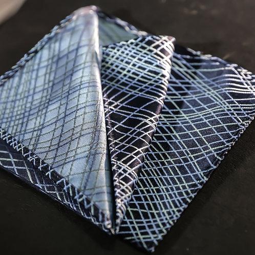 Ambition - Blue Multi Geometrical