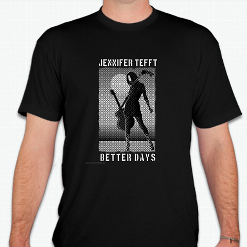 Better Days Unisex T shirt