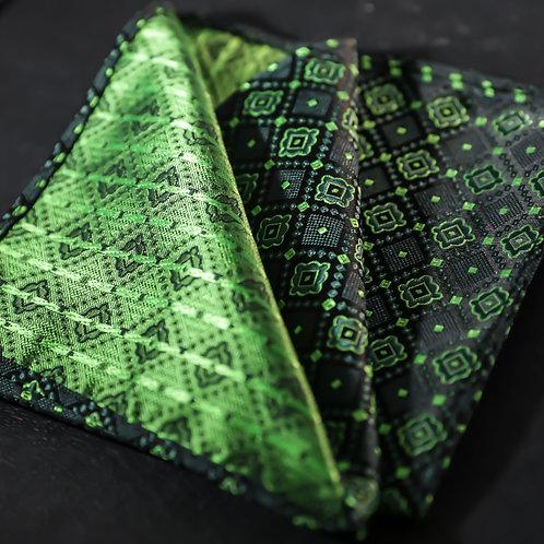 Green Embrace -Green/Black Diamond