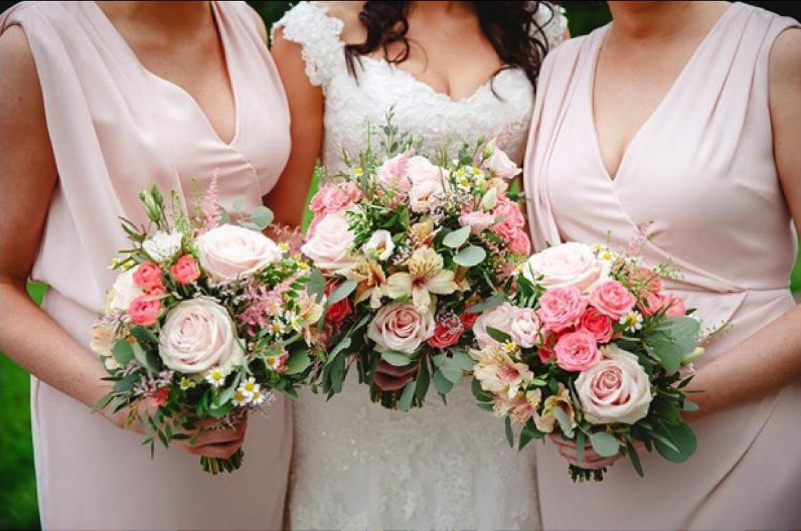 Bride Maid Bouquet