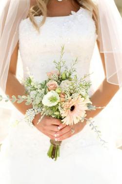 Bridal Bouquet 6 inches