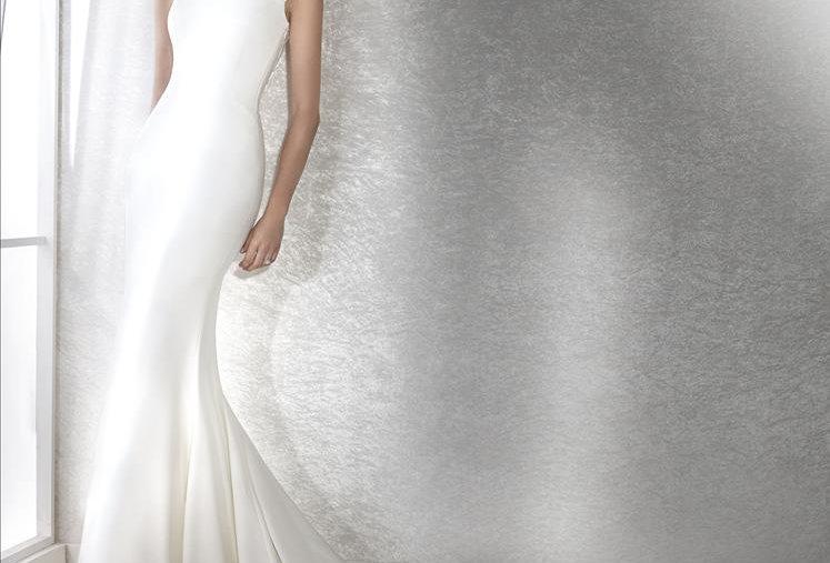 White One Fiana Wedding Dress