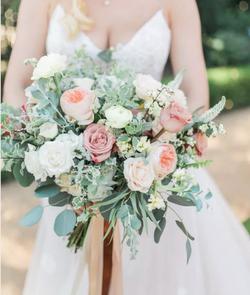 Bridal Bouquet 12 inches