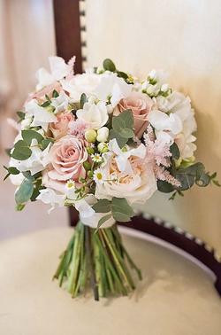 Bridal Bouquet 8 inches