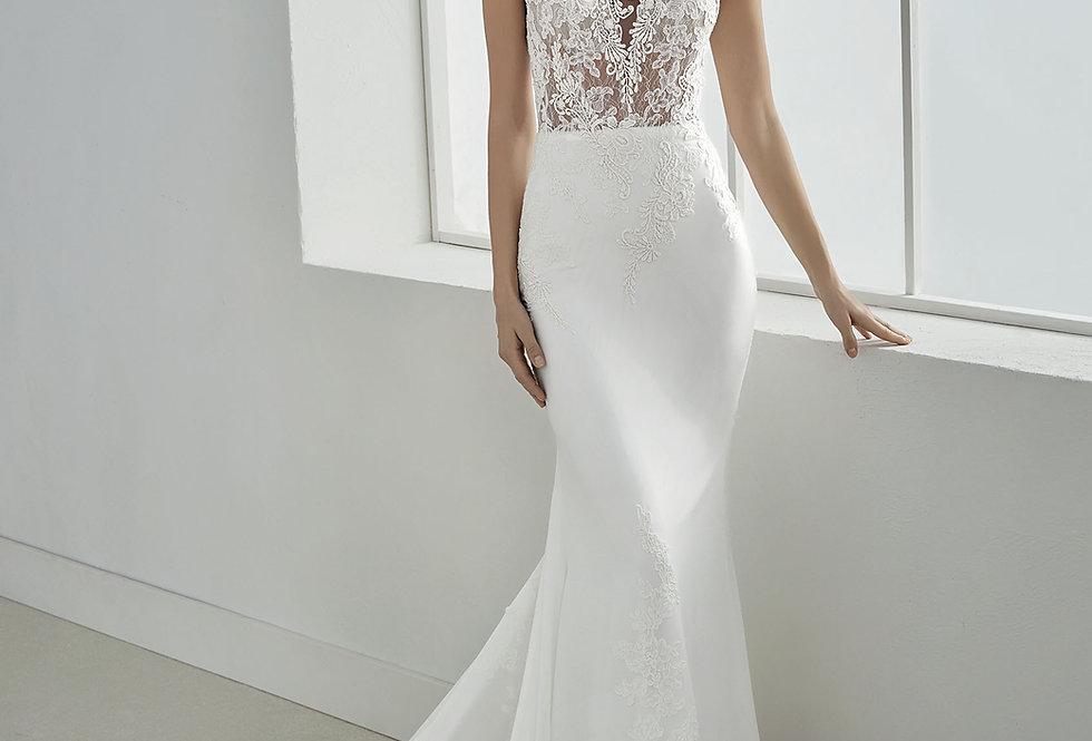 White One Filipinas Wedding Dress