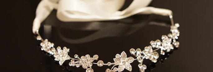 Bridal Headband / Belt