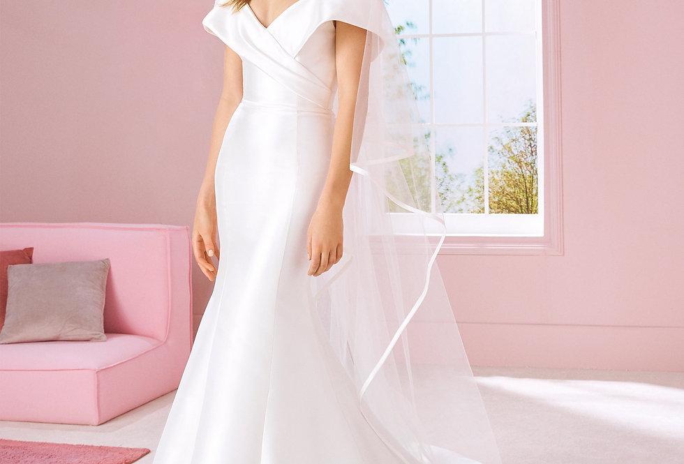 White One Tina Wedding Gown
