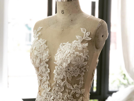 Why Custom Made Wedding Dress? and What's the Process?