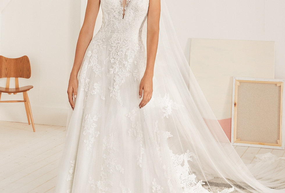 White One Olite Wedding Dress