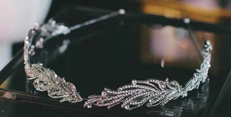 Bridal Hair Piece Headband