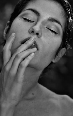 Finger to Lips