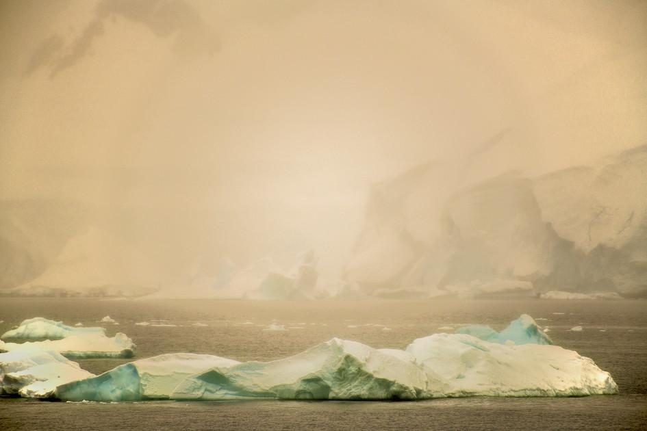 Pastel Pallete in Ice