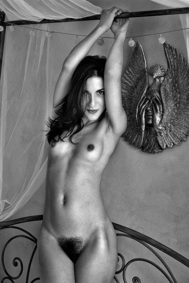 Magena Bedroom Portrait