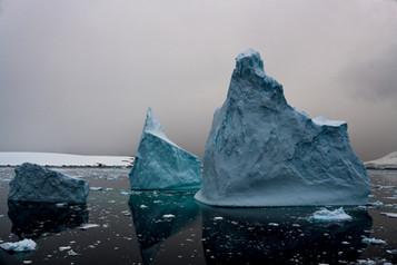 Blue Bergs