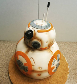BB8 Cakes