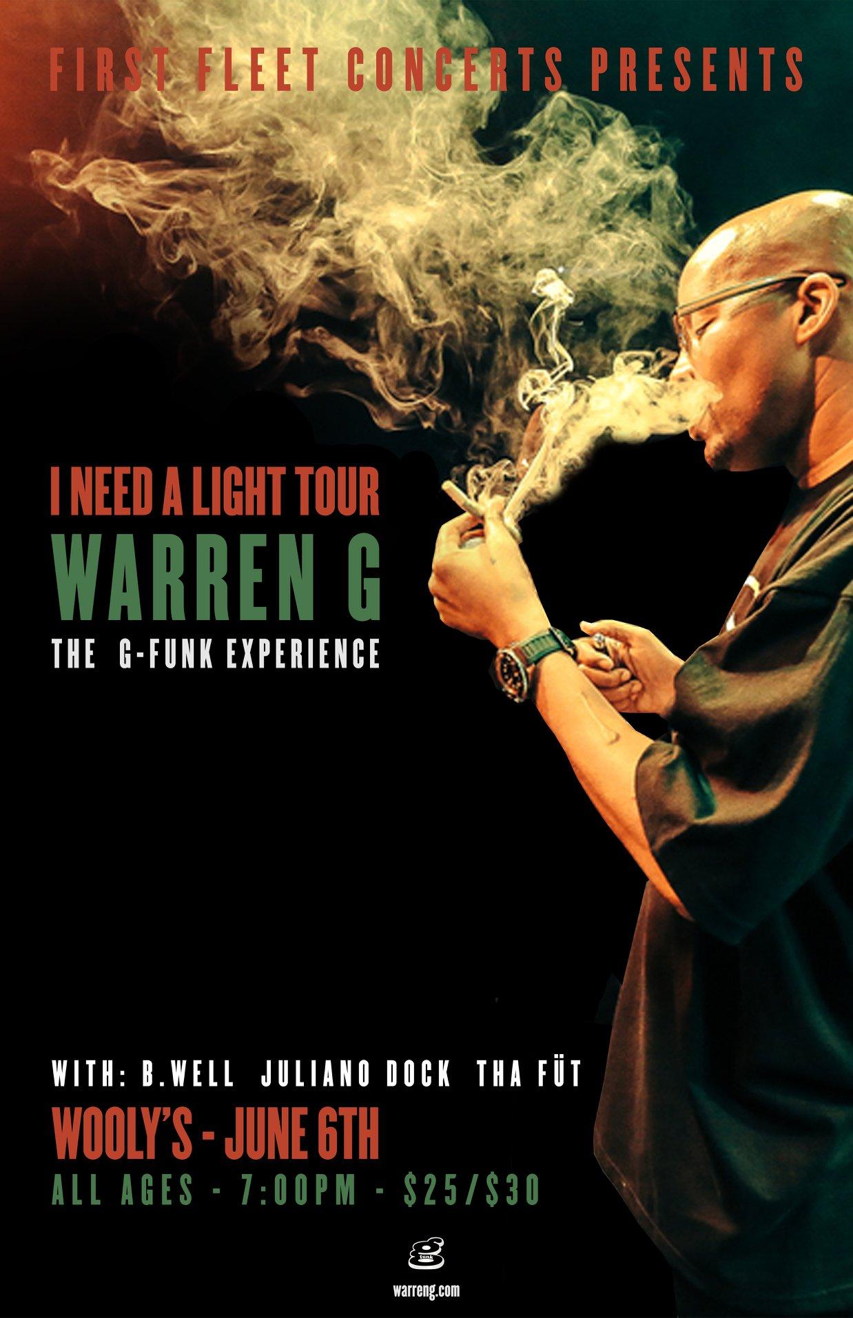 Warren G