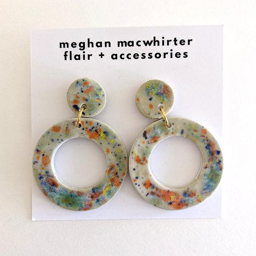 Sharon Earrings by Meghan MacWhirter