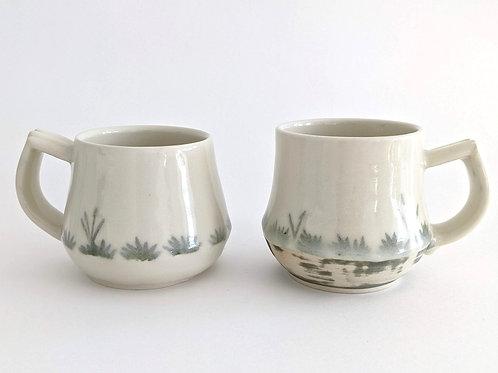Mugs by Claren Copp-LaRocque