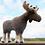 Thumbnail: Canadian Moose Needle Felting Kit