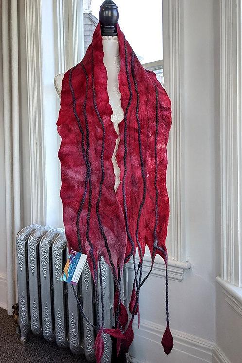 Nuno Felted Wool Design by Lisa Schwartz