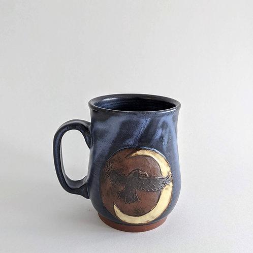 The Moonlite Flight Mug