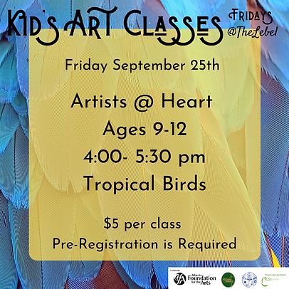 September 25 Artists @ Heart.png
