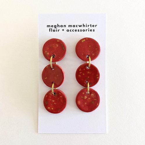 Mia Earrings by Meghan MacWhirter