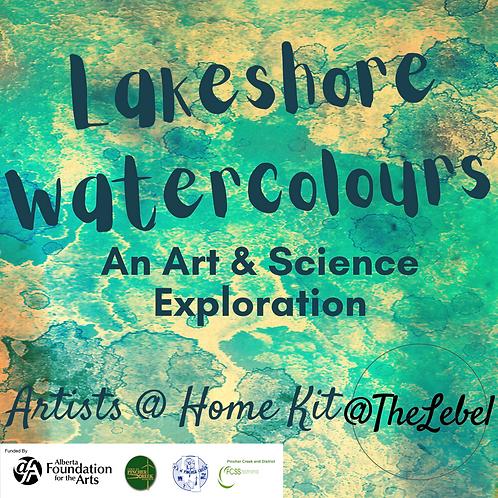 Lakeshore Watercolours Artists @ Home Kit Pre-Order