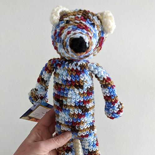 'May' Crochet Animal by Baba Yo Crochet