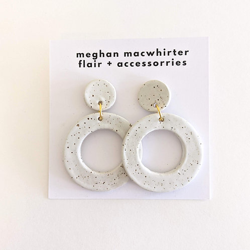 Sharon Earrings by Meghan MacWhirter
