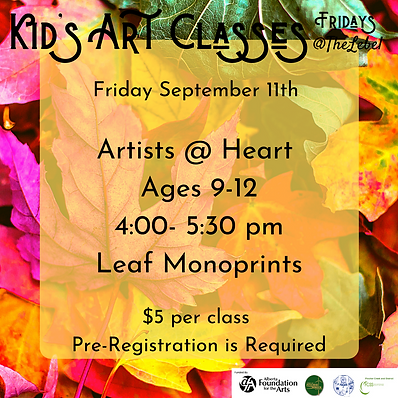 September 11th Artists @ Heart.png