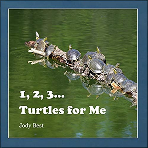 1, 2,3... Turtles for Me by Jody Best