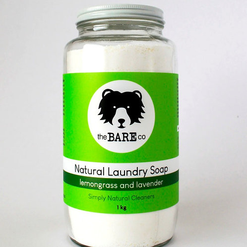 The Bare Co Natural Laundry Soap