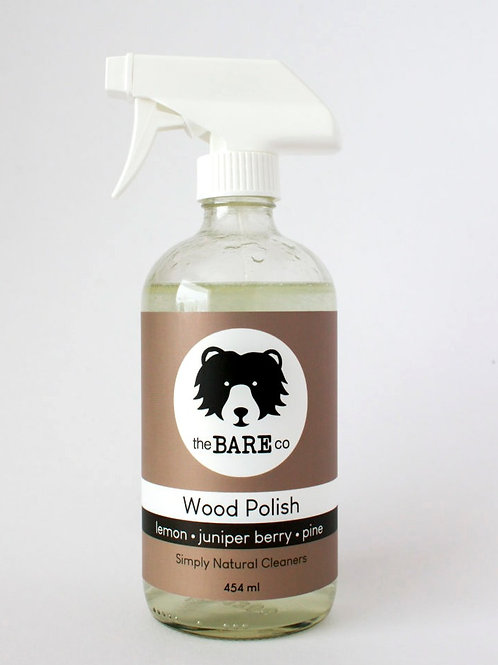 The Bare Co Wood Polish